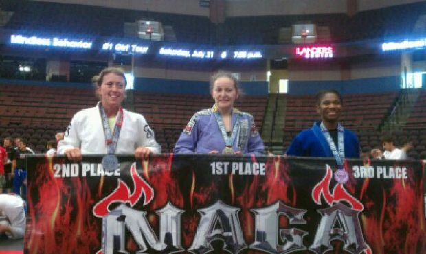 First Place in Gi!