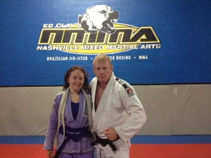 Blue Belt Promotion
